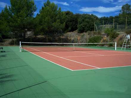 Stages de tennis a la baule for Prix d un court de tennis